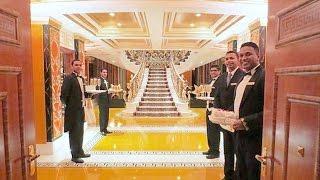 The Presidential Suite At Burj Al Arab Dubai Part 2
