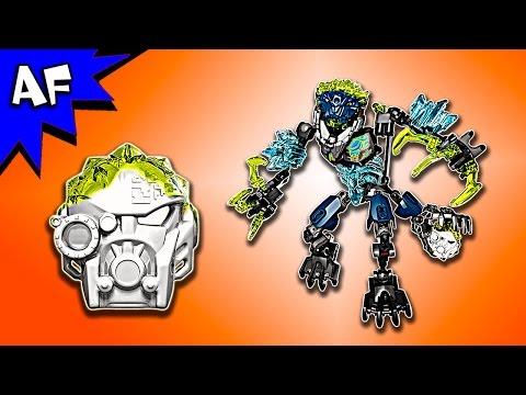 Vidéo LEGO Bionicle 71314 : La bête de tempête
