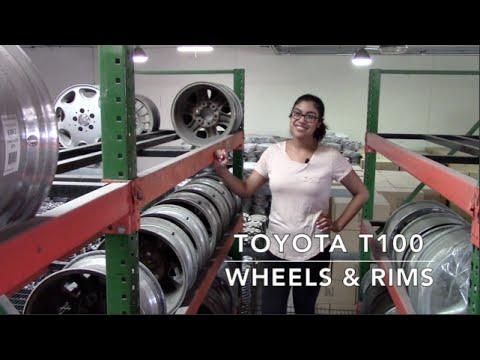 Factory Original Toyota T100 Wheels & Toyota T100 Rims – OriginalWheels.com