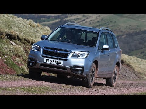 Off the beaten track in the multi-talented Subaru Forester (sponsored)