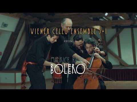 Wiener Cello Ensemble – Ravel Boléro