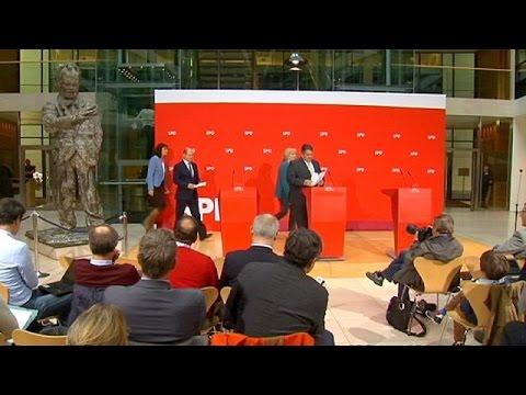 Γερμανία: Ενδοκυβερνητικές τριβές λόγω προσφύγων