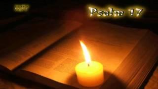 (19) Psalm 17 - Holy Bible (KJV)