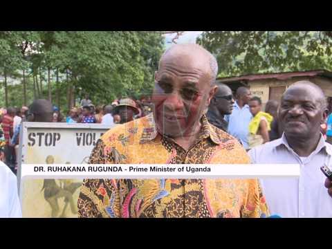 Govt, local leaders screen Bundibugyo flood victims