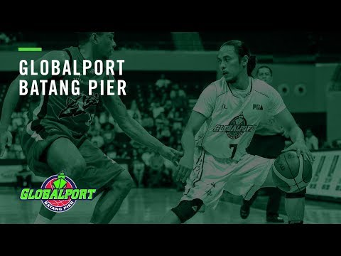 PBA Season 43 Preview: Globalport Batang Pier