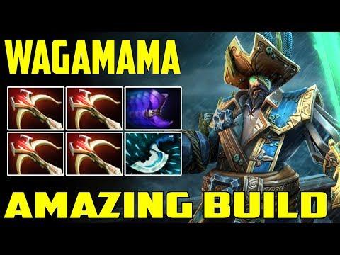 WTF Kunkka Ultra DAEDALUS by WAGAMAMA | Godlike Amazing Build