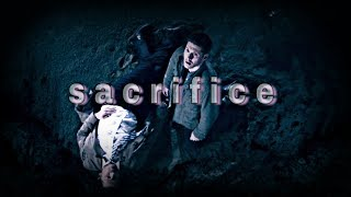 Supernatural: you don't have to die alone tonight ; Sacrifice (Zella Day) -- Dean, Cas, and Sam