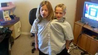 Siamese Twin Siblings