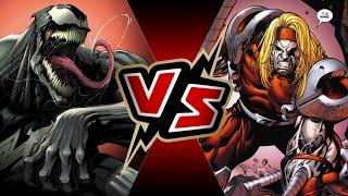 Venom VS Omega Red | BATTLE ARENA