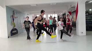 Zumba Fitness   Salsa   Parece Viernes