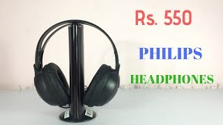 Philips SHP1900/97 Over-Ear Stereo Headphones - Review I Best Budget Headphone ?? I Rs .550