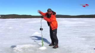 Ледобур MORA ICE Expert-Pro 110 от компании Спорттовары Рыболов - видео