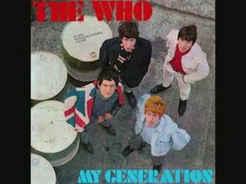 Anyway, Anyhow, Anywhere performed by The Who