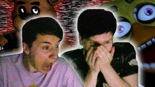 Dan and Phil Play FIVE NIGHTS AT FREDDY'S
