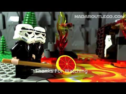 Vidéo LEGO Ninjago 70753 : Les chutes de lave
