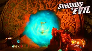"""Black Ops 3 """"Shadows of Evil"""" - HOW TO BUILD THE PACK A PUNCH TUTORIAL (Black Ops 3 Zombies)"""