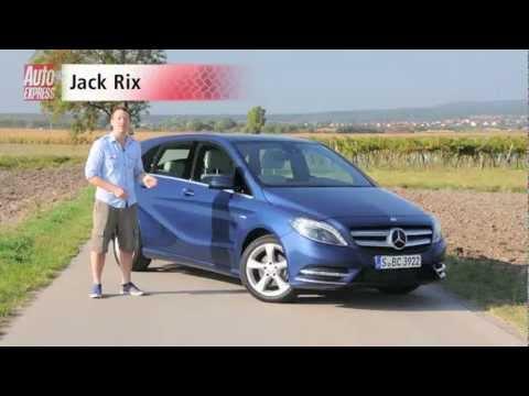 Mercedes B-Class video review - Auto Express