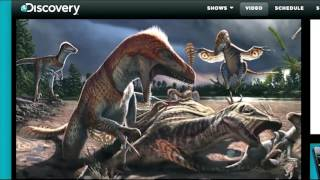 Utahraptor Project (Discovery Canada)