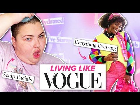 I Lived My Life According to Vogue For A Week