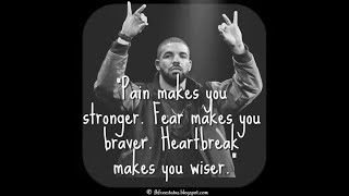 Drake Quotes And Lyrics Celebrating Love And Life
