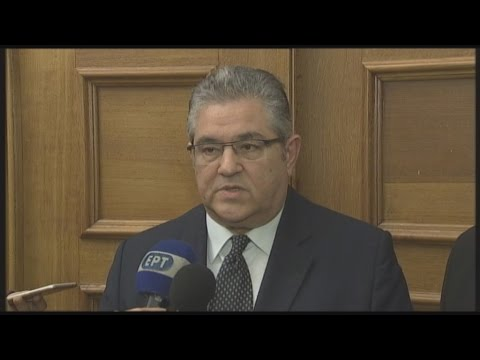 Δ. Κουτσούμπας: Μεγαλύτερες οι ανησυχίες μας μετά τις προτάσεις της κυβέρνησης για το ασφαλιστικό