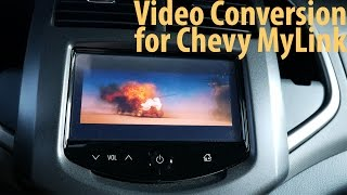 How to play movies on Chevrolet MyLink - Saskatoon Motor