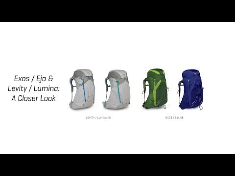 Osprey Packs -Exos