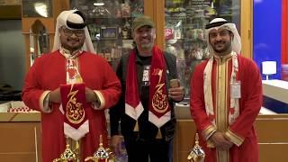 Bahrain National Day Celebrations at Bahrain International Airport