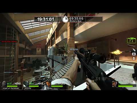 Aimbot users -- what can we do against them? :: Left 4 Dead