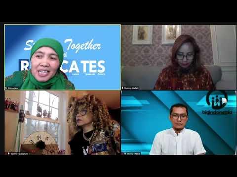 Dialog Inspiratif #41 | UMKM di Amerika dan Indonesia: Pemetaan dan Tantangan