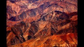 FLIGHT OVER ATACAMA DESERT – The Oldest and Driest Desert in the World