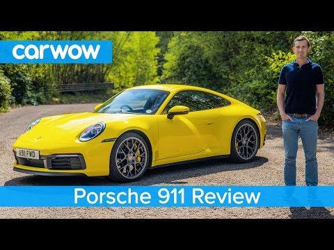 External Review Video aUqrexu-d8U for Porsche 911 Carrera, Carrera 4, Carrera S, Carrera 4S, Turbo S, Coupe & Cabriolet (992, 8th gen)