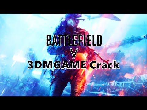 Battlefield V Deluxe Edition 2018 PC 3DMGAME Crack