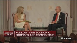 Kudlow: Announcements on trade with China will come soon
