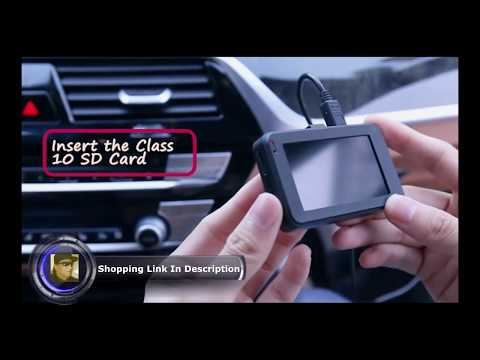 Unboxing & Overview: Best Value Dashcam? Crosstour CR300 - Marco's
