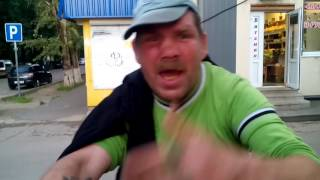 алкаш Пашка  рассказывает частушки )))