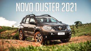 Avaliação: Novo Duster 2021