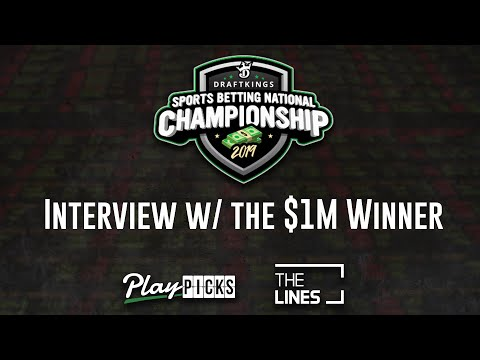 LIVE: $1 Million Winner! | DraftKings Sports Betting National Championship