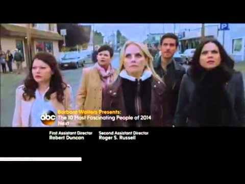 """Once Upon a Time 4x12 Promo """"Darkness on the Edge of Town"""" Season 4 Episode 12"""