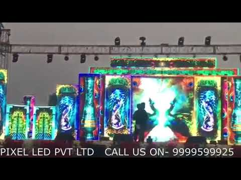 stage led screen rental