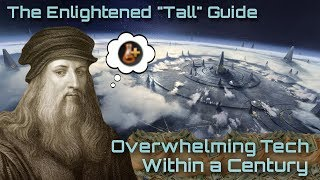 [2.2] How to Build an OVERWHELMING Tall Empire | Stellaris Le Guin Strategy