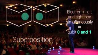 Can we make quantum technology work? | Leo Kouwenhoven | TEDxAmsterdam