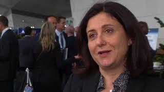 Christine Ourmieres at IATA 2018