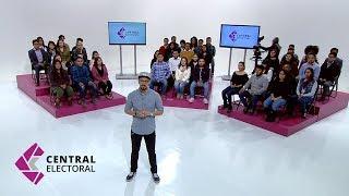 Central Electoral - Construyamos una juventud democrática