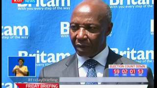 Britam employees agree on an incentive plan to own company shares