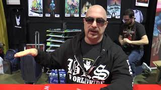Greg Capullo Lexington Comic & Toy Con 2018 (full Interview)