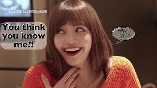 Lisa's Profile Confirmed by LISA Herself | BLACKPINK