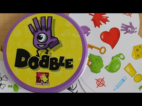 Rebel - Play Dobble! - Card Game - 5 Modes of Game - 010500