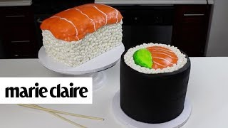 Sushi Cake | Marie Claire