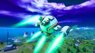 Fortnite Launch The Ship Challenge Event (How To Instruction)